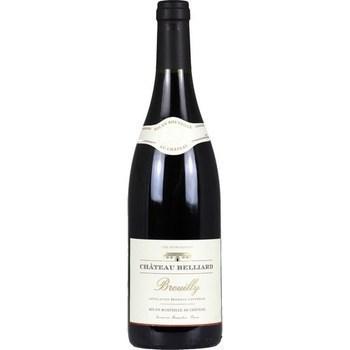 Brouilly Château Belliard 13° 75 cl - Vins - champagnes - Promocash Albi