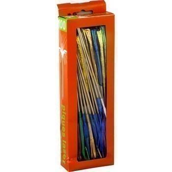 Piques laser 3 couleurs - Bazar - Promocash Castres