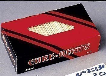 Cure-dents - Bazar - Promocash Bourgoin