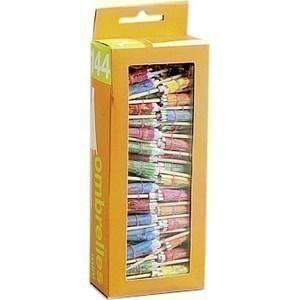Mini Ombrelle - le paquet de 144 pièces - Bazar - Promocash Anglet