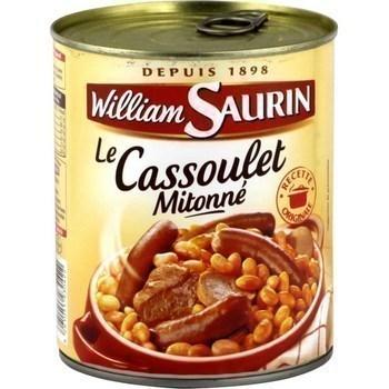 Le Cassoulet Mitonné 840 g - Epicerie Salée - Promocash Aurillac