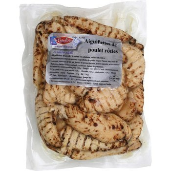 Aiguillettes de poulet rôties - Boucherie - Promocash Bordeaux