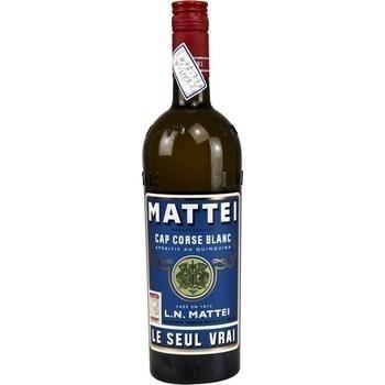 Apéritif au quinquina Cap Corse Blanc 75 cl - Alcools - Promocash Annemasse