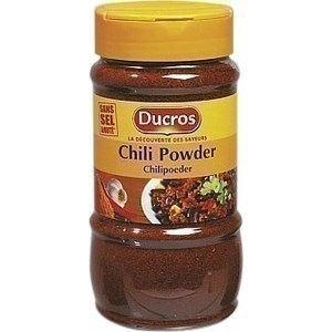 Chili powder 215 g - Epicerie Salée - Promocash Albi