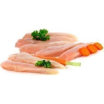 Aiguillettes de poulet x8 - Boucherie - Promocash Lille