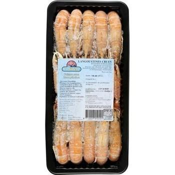 Langoustines crues entières 1 kg - Surgelés - Promocash Millau