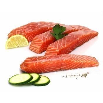 Pavé de saumon EQR 4x140 g - Marée - Promocash Amiens