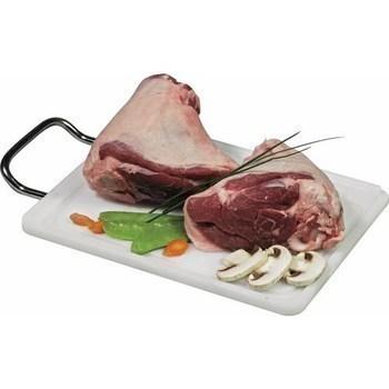 Souris d'agneau arrière x4 - Boucherie - Promocash Saint Malo