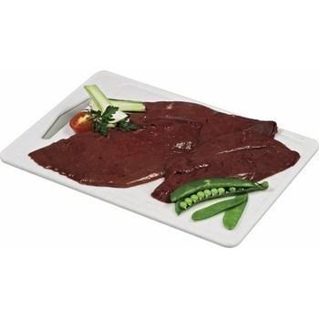 Foie de veau - Boucherie - Promocash Millau