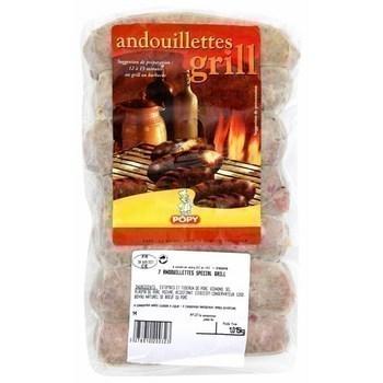 Andouillettes spécial grill 7x145 g - Charcuterie Traiteur - Promocash LA FARLEDE