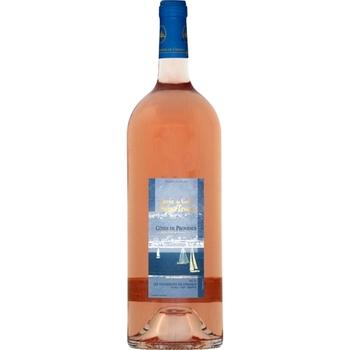 Côtes de Provence - Cuvée du Golfe de Saint-Tropez 13° 150 cl - Vins - champagnes - Promocash Le Mans