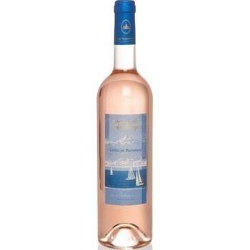 Côtes de Provence Cuvée Golfe St-Tropez 13° 75 cl - Vins - champagnes - Promocash Saint Dizier