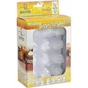 Douilles interchangeables - la boîte de 10 - Bazar - Promocash Millau