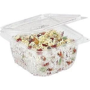 Boîte à couvercle charnière pour utilisation froide 370 ml Optipak - le paquet de 50 - Bazar - Promocash Marseille