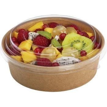 Couvercle plastique pour saladier x50 - Bazar - Promocash Dieppe