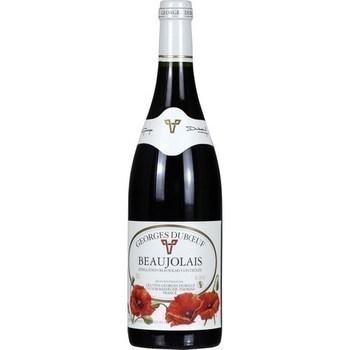 Beaujolais Georges Duboeuf 13° 75 cl - Vins - champagnes - Promocash Evreux