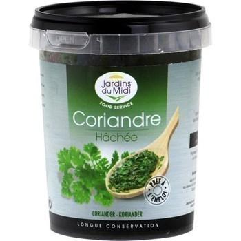 450G CORIANDRE JARDIN DU MIDI - Fruits et légumes - Promocash LA FARLEDE