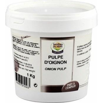 Pulpe d'oignon 1 kg - Fruits et légumes - Promocash Gap