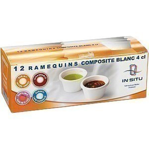 Ramequins 12x4 cl - Bazar - Promocash Brive