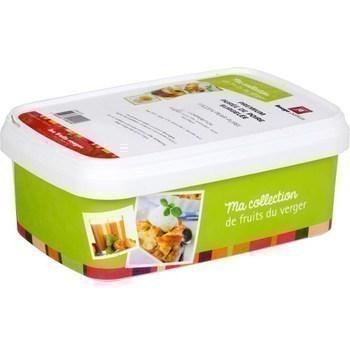 Purée de poire  1 kg - Surgelés - Promocash Bourgoin