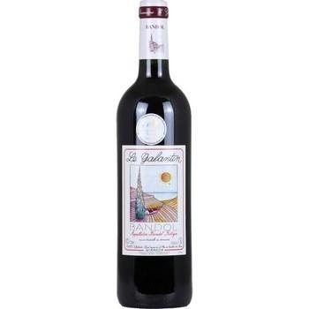 Bandol Le Galantin 14,5° 75 cl - Vins - champagnes - Promocash LA FARLEDE