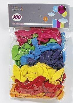 Ballons multicolores - Bazar - Promocash Castres