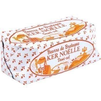 Beurre de Bretagne demi-sel 500 g - Crèmerie - Promocash Thonon
