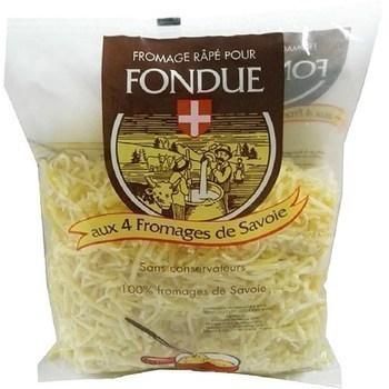 Fromage râpé pour fondue aux 4 fromages de Savoie 1 kg - Crèmerie - Promocash Le Mans