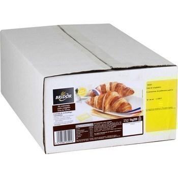 Croissants 20x60 g - Surgelés - Promocash Toulon