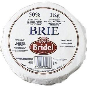 Brie 50% M.G. 1 kg - Crèmerie - Promocash Castres