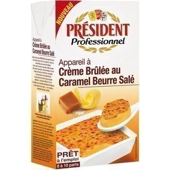 Appareil à crème brûlée au caramel beurre salé - Crèmerie - Promocash Montauban