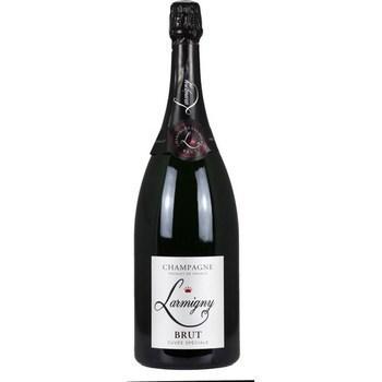Champagne brut Cuvée Spéciale Larmigny 12° 1,5 l - Vins - champagnes - Promocash Douai