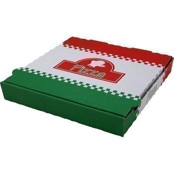 Boite à pizza 26x26x3,5cm x100 - Bazar - Promocash Albi