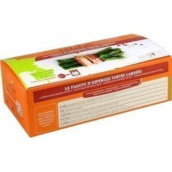 540g fagots d'asperges lardees - Surgelés - Promocash Avignon