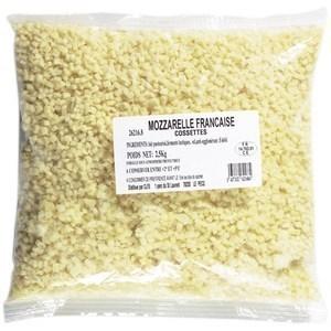 Mozzarella 2,5 kg - Crèmerie - Promocash Arles