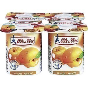 Dessert lacté UHT 4x125 g - Crèmerie - Promocash Saint Malo