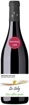 75 BJL NVX RG LE SOLY L.T ML - Vins - champagnes - Promocash Arles