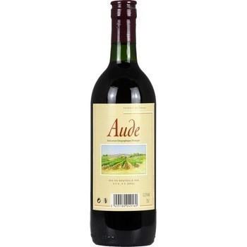 Vin de pays de l'Aude 11,5° 75 cl - Vins - champagnes - Promocash Amiens