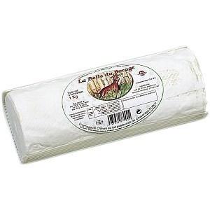 Bûche de chèvre 1 kg - Crèmerie - Promocash Sarlat