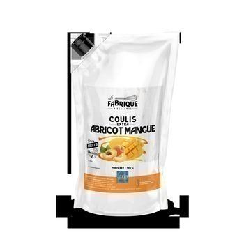 Coulis extra 80% abricot/ mangue 750 g - Charcuterie Traiteur - Promocash Chambéry