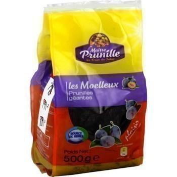 Prunilles géantes Les Moelleux 500 g - Fruits et légumes - Promocash Brive