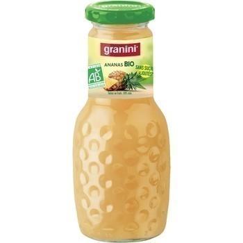 Jus d'ananas bio 0,25 l - Brasserie - Promocash Rouen