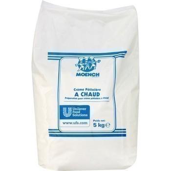 Crème pâtissière à chaud 5 kg - Epicerie Sucrée - Promocash ALENCON