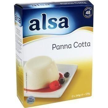 Panna Cotta 2x260 g - Epicerie Sucrée - Promocash Albi