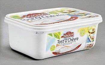 Tost'O' chèvre à tartiner - la barquette de 750 g - Crèmerie - Promocash Brive