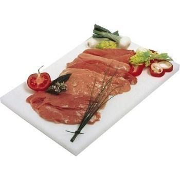 Escalope de veau épaule - Boucherie - Promocash Evreux