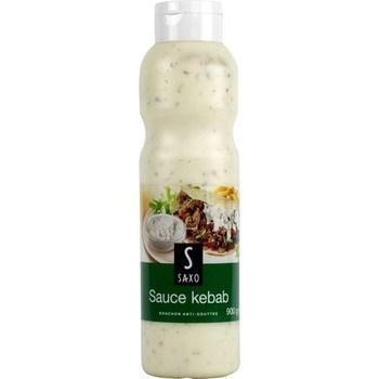 Sauce kebab 900 g - Epicerie Salée - Promocash Millau