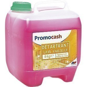 Détartrant lave-vaisselle 6 kg - Hygiène droguerie parfumerie - Promocash Pamiers