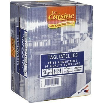 Tagliatelles 3 kg - Epicerie Salée - Promocash Millau