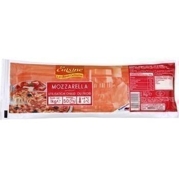 Mozzarella 1 kg - Crèmerie - Promocash Castres